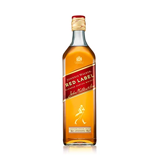 Johnnie Walker Red Label Whisky Escocés, 700 ml